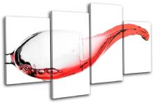 Wine Glass Food Kitchen - 13-1710(00B)-MP04-LO